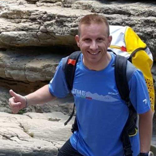 Nuestro Guía de Montaña Javier Romero